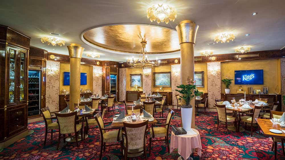 Radimsky Restaurant - King's Resort